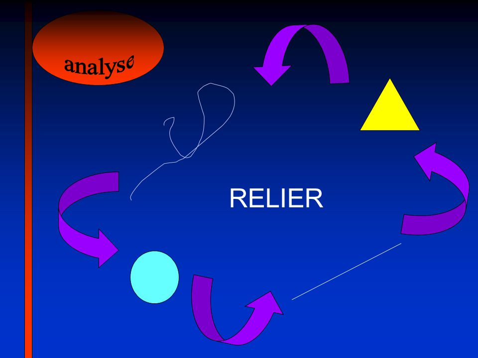 analyse RELIER