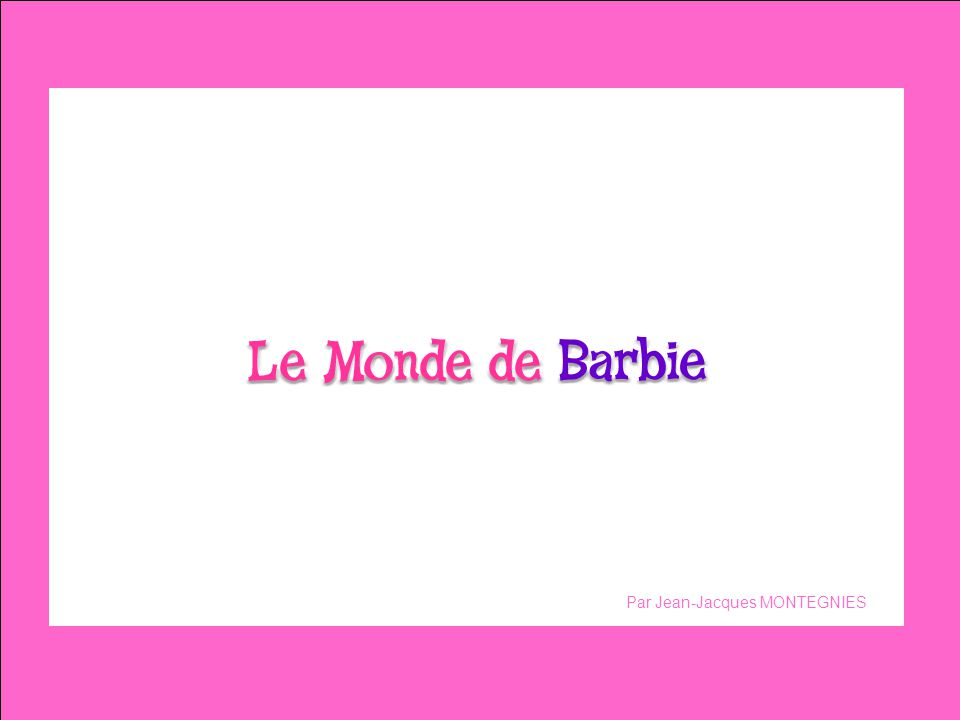 Par Jean-Jacques MONTEGNIES