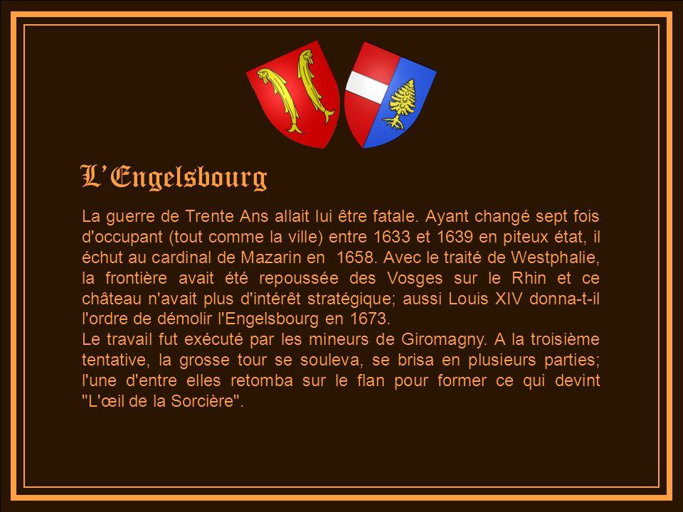 L'Engelsbourg