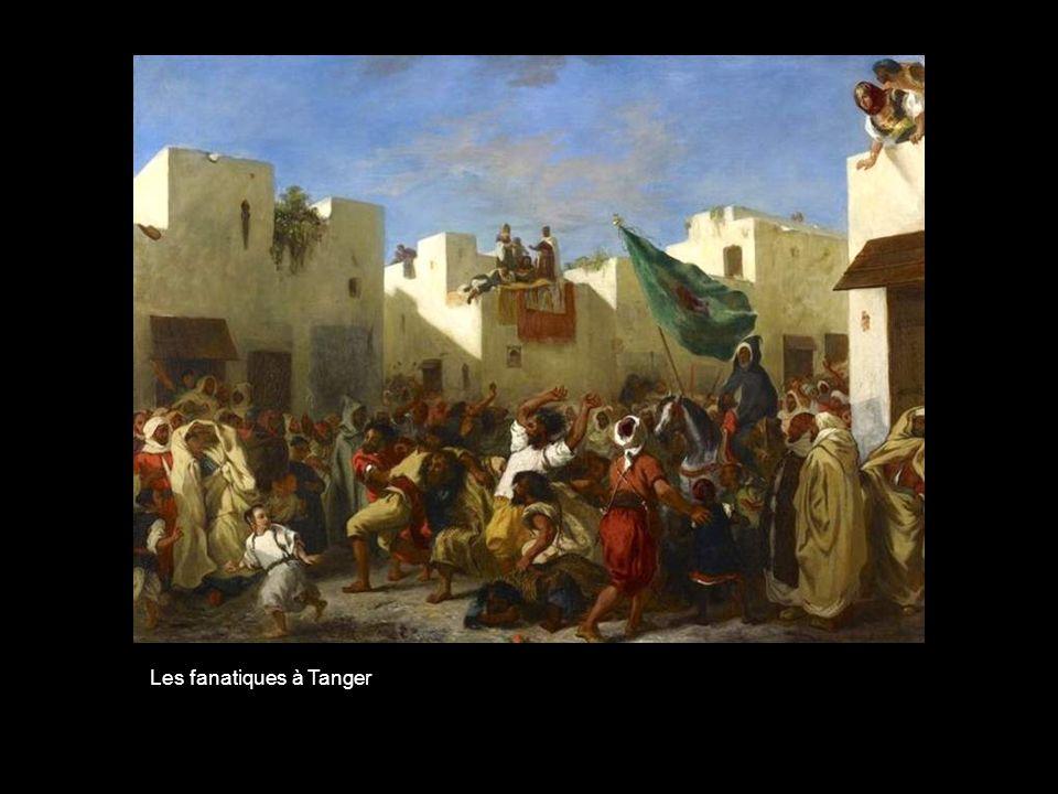Les fanatiques à Tanger