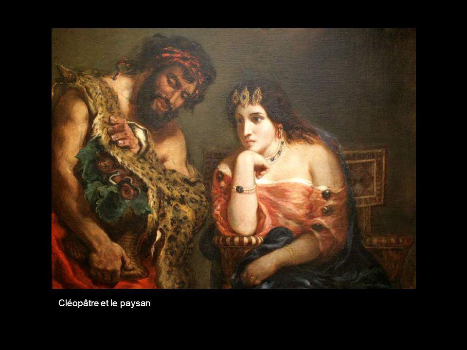 Cléopâtre et le paysan