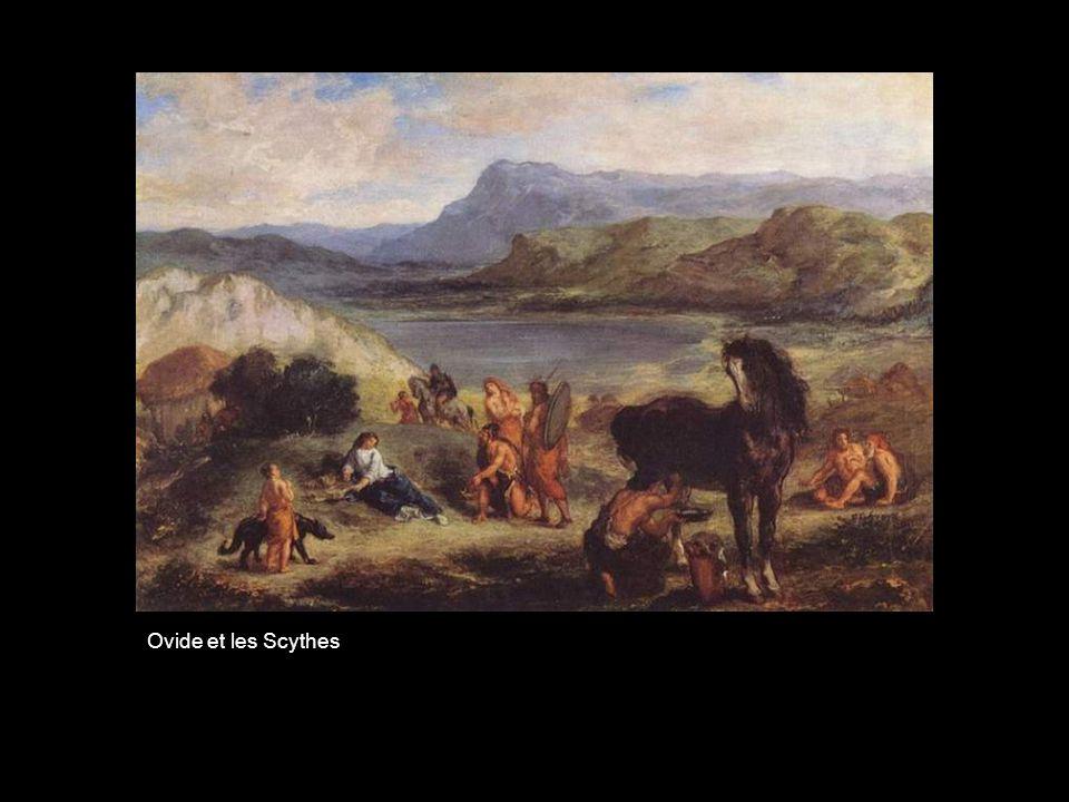 Ovide et les Scythes