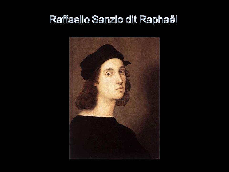 Raffaello Sanzio dit Raphaël