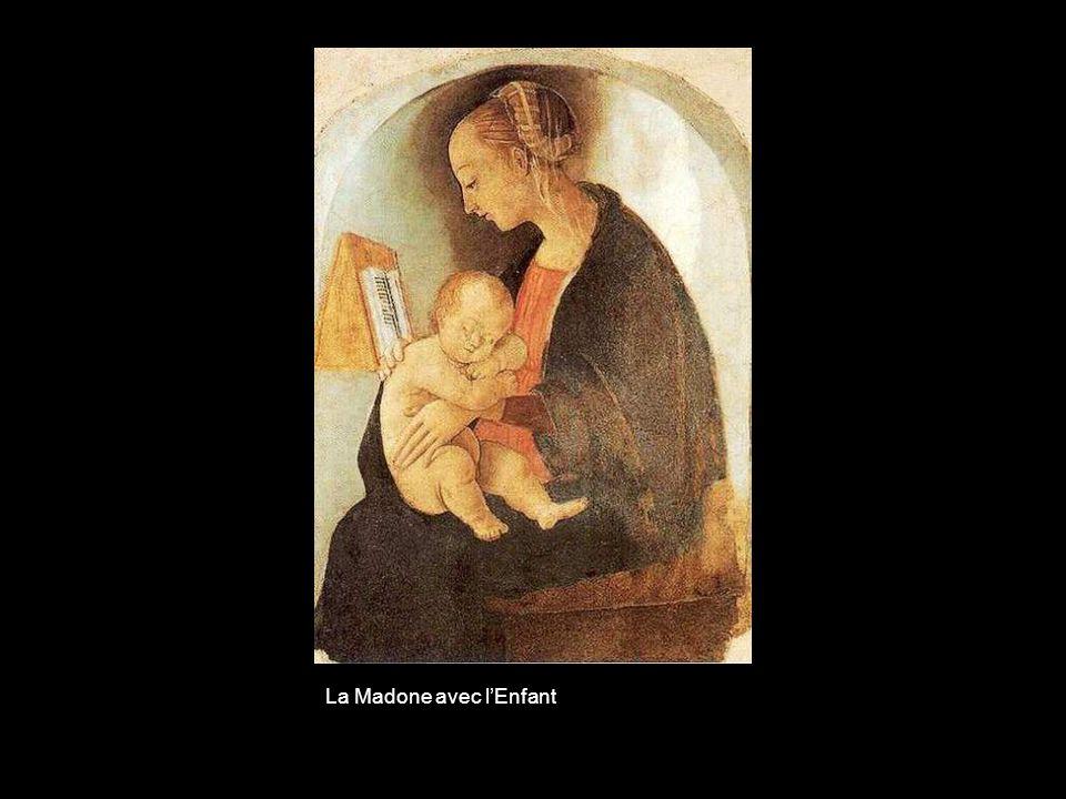 La Madone avec l'Enfant