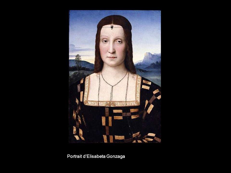 Portrait d'Elisabeta Gonzaga
