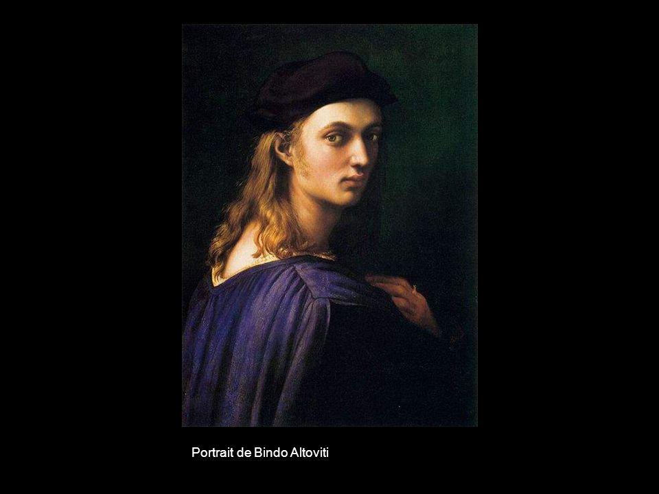 Portrait de Bindo Altoviti