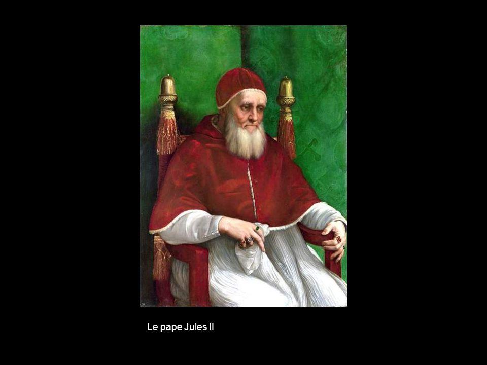 Le pape Jules II