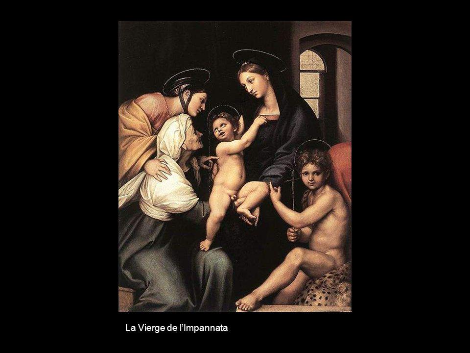 La Vierge de l'Impannata