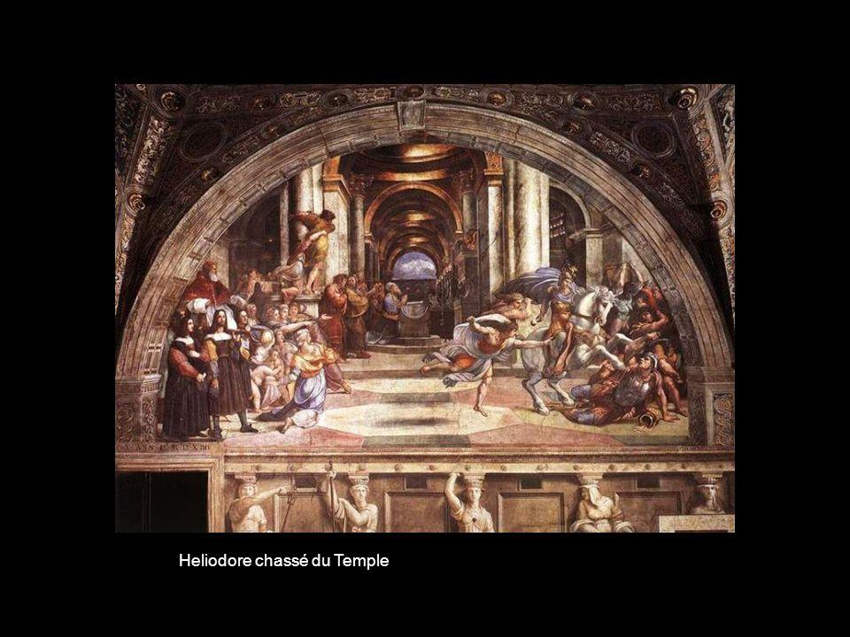 Heliodore chassé du Temple