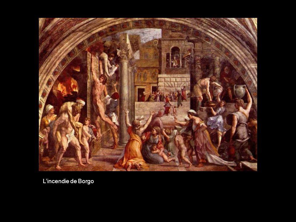 L'incendie de Borgo