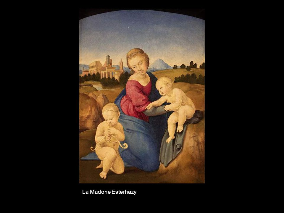 La Madone Esterhazy