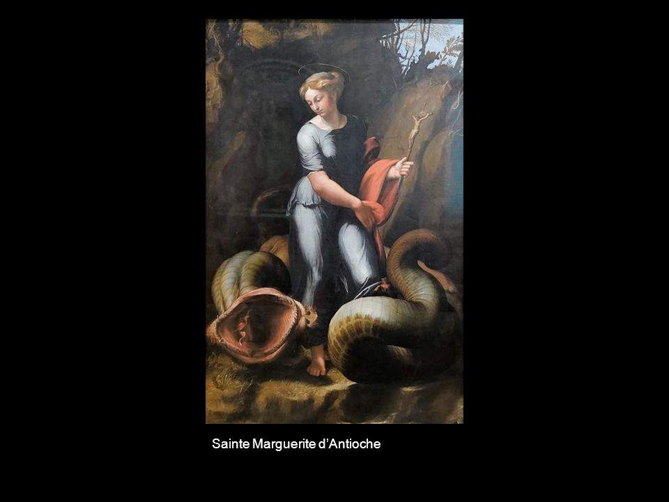 Sainte Marguerite d'Antioche