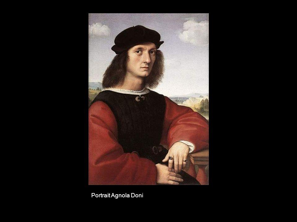 Portrait Agnola Doni