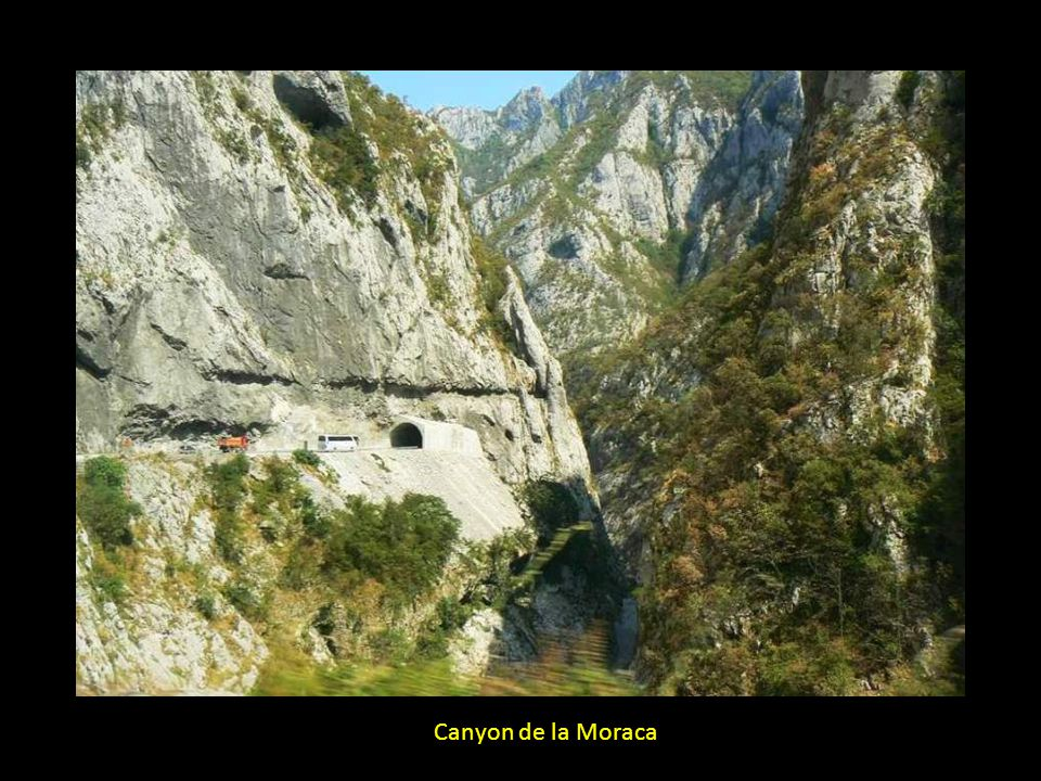 Canyon de la Moraca