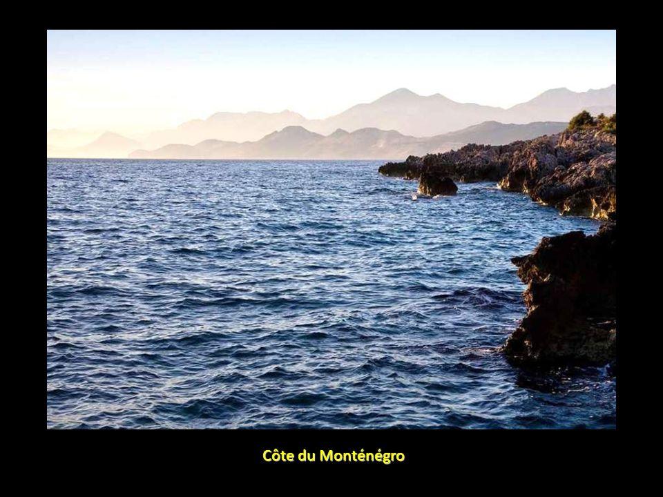 Côte du Monténégro