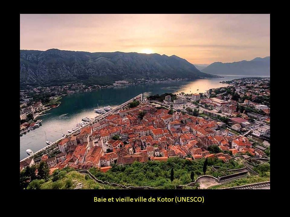 Baie et vieille ville de Kotor (UNESCO)