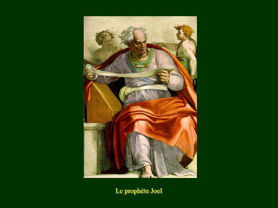 Le prophète Joel