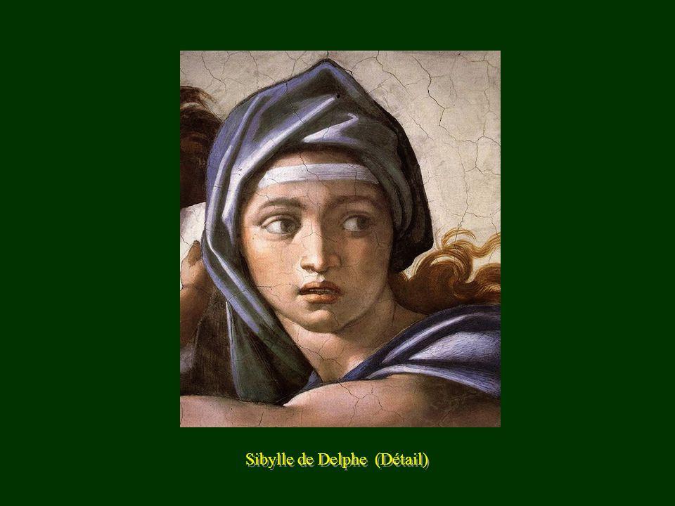 Sibylle de Delphe (Détail)