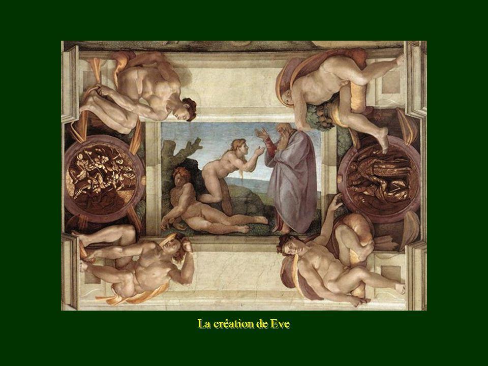 La création de Eve