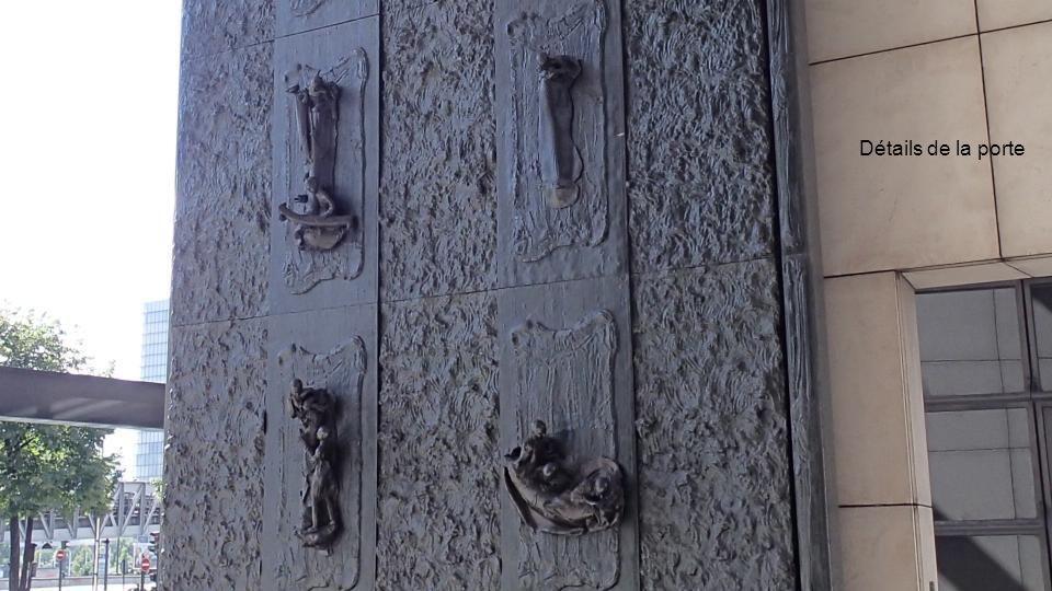 Détails de la porte