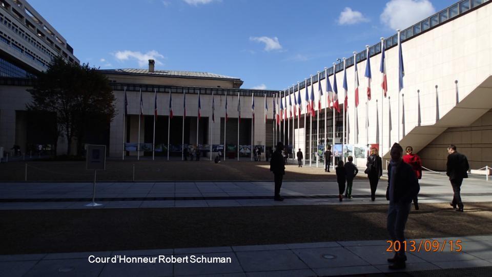 Cour d'Honneur Robert Schuman