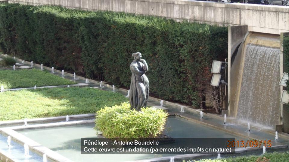 Pénélope - Antoine Bourdelle