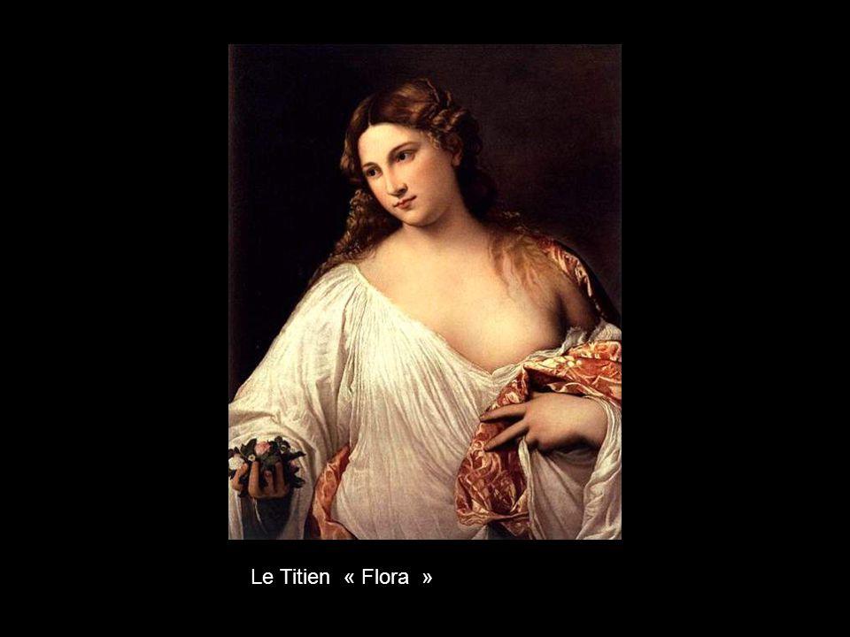 Le Titien « Flora »