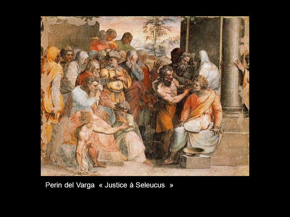 Perin del Varga « Justice à Seleucus »