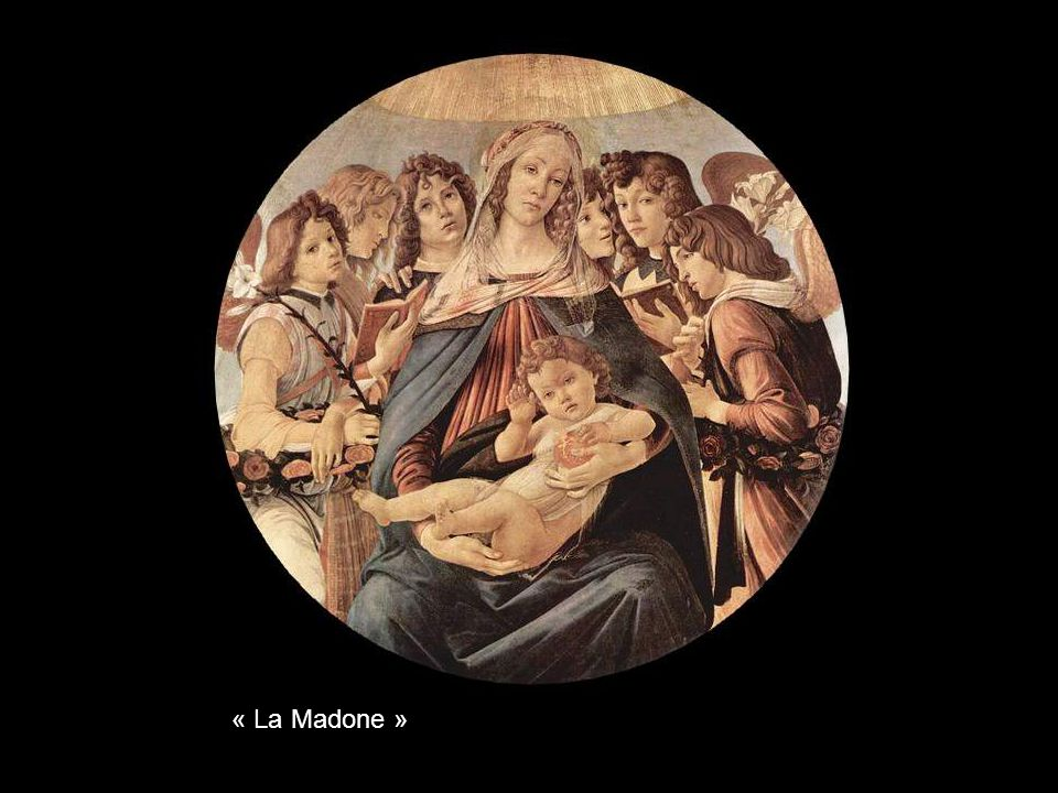 « La Madone »