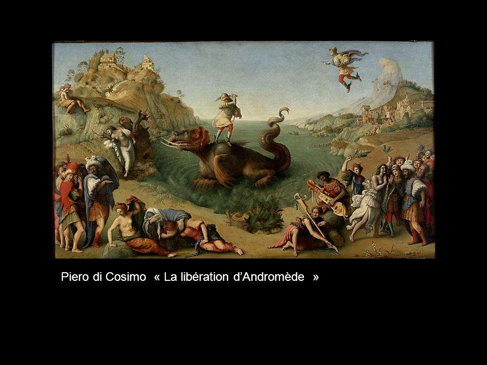 Piero di Cosimo « La libération d'Andromède »