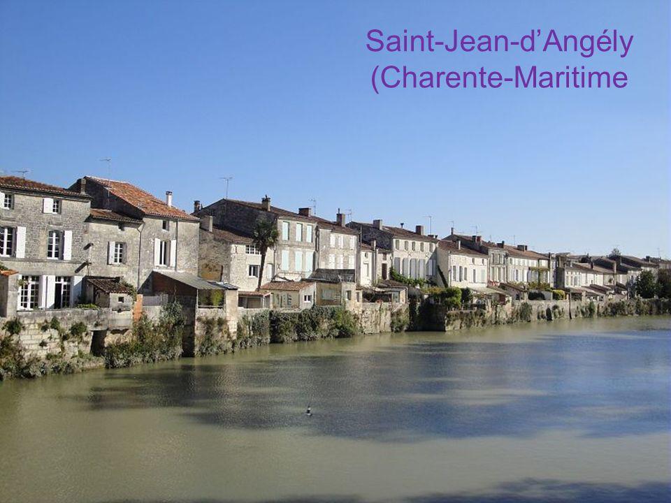 Saint-Jean-d'Angély (Charente-Maritime