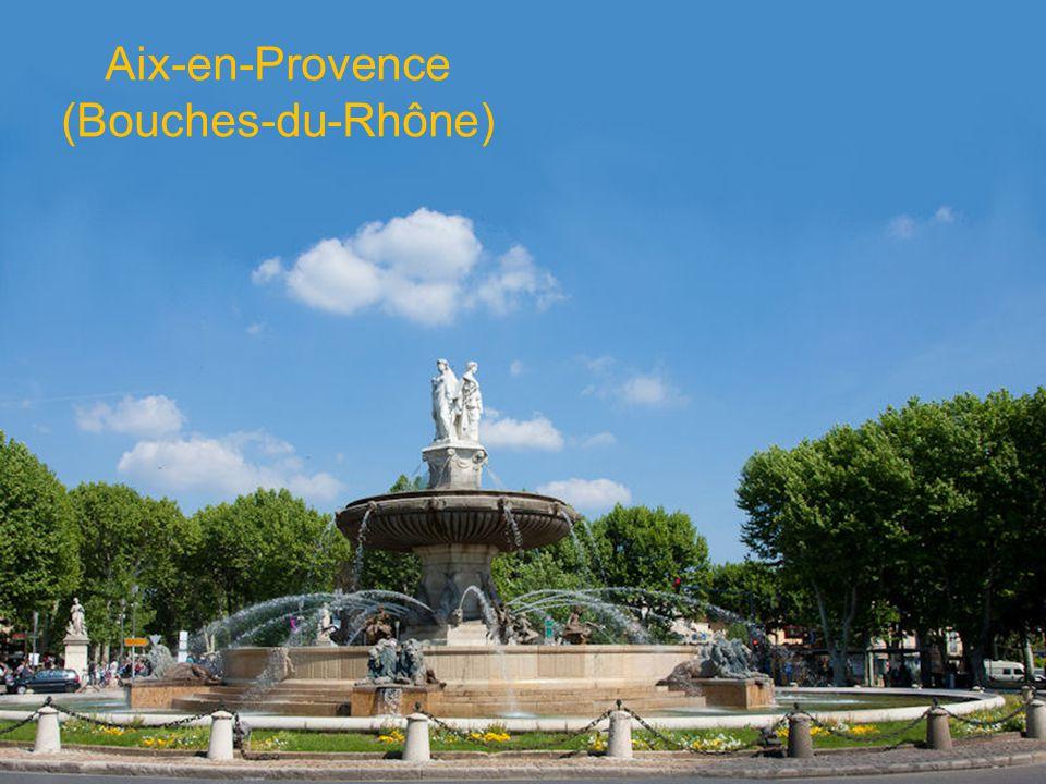 Aix-en-Provence (Bouches-du-Rhône)
