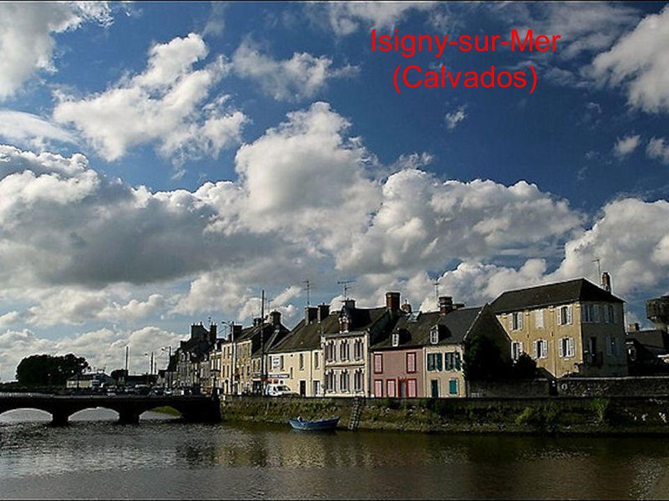 Isigny-sur-Mer (Calvados)