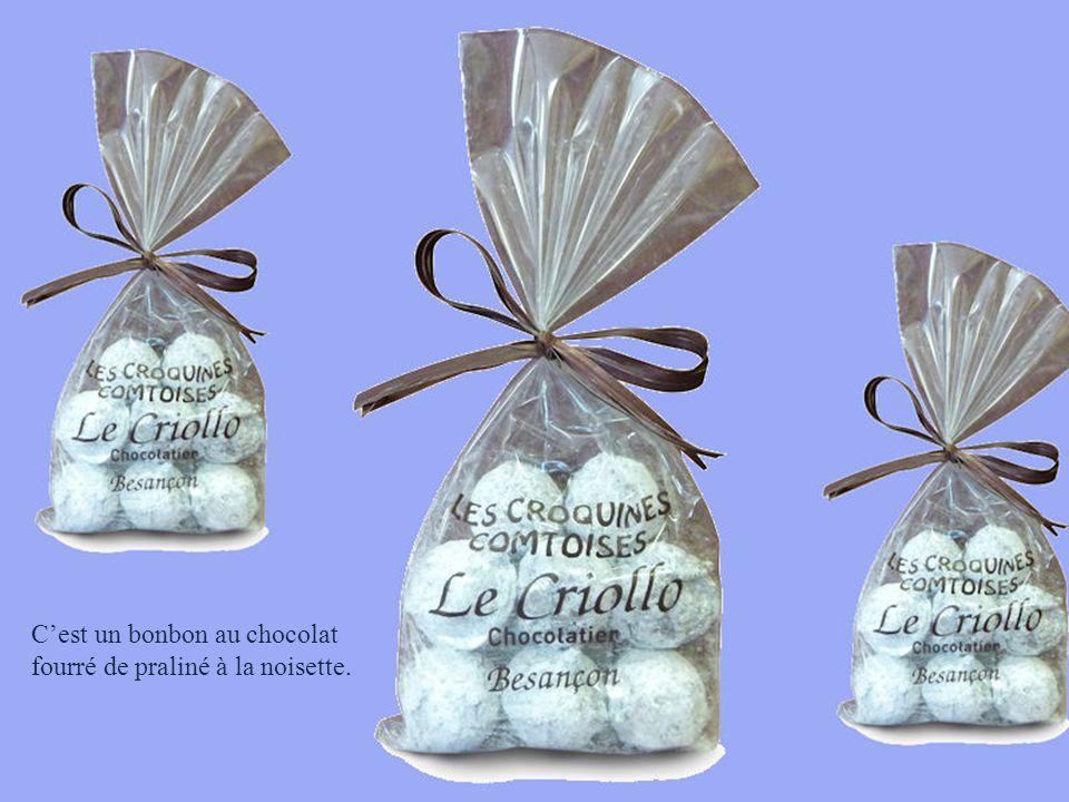C'est un bonbon au chocolat
