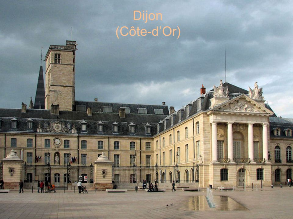 Dijon (Côte-d'Or)