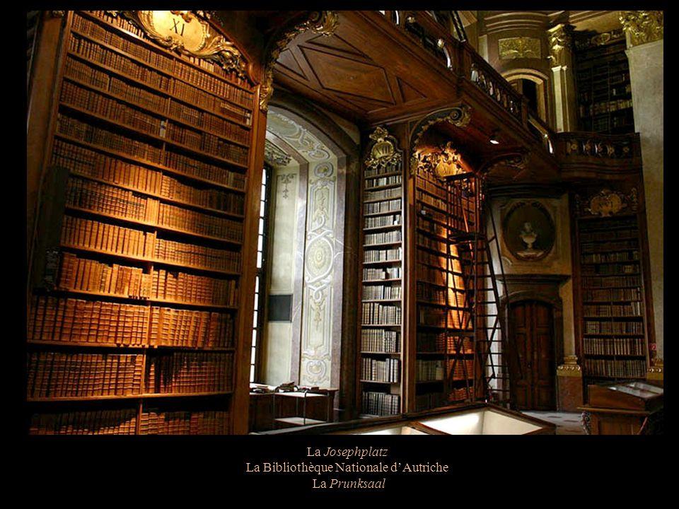La Bibliothèque Nationale d'Autriche