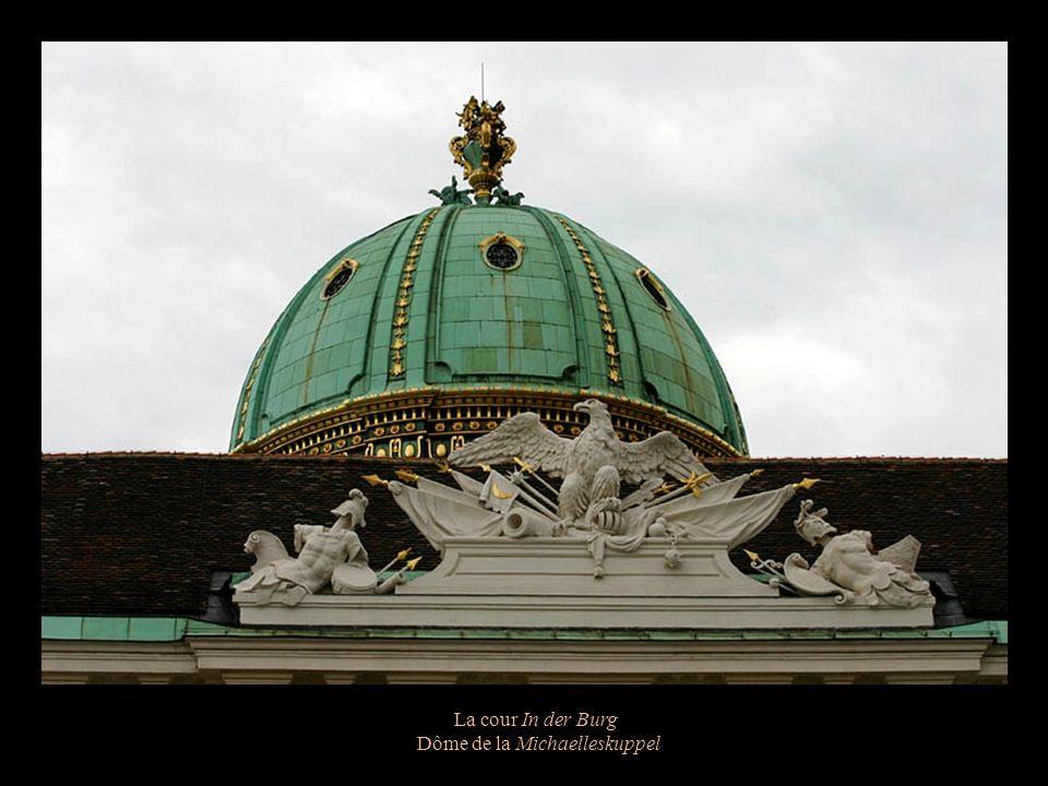 Dôme de la Michaelleskuppel