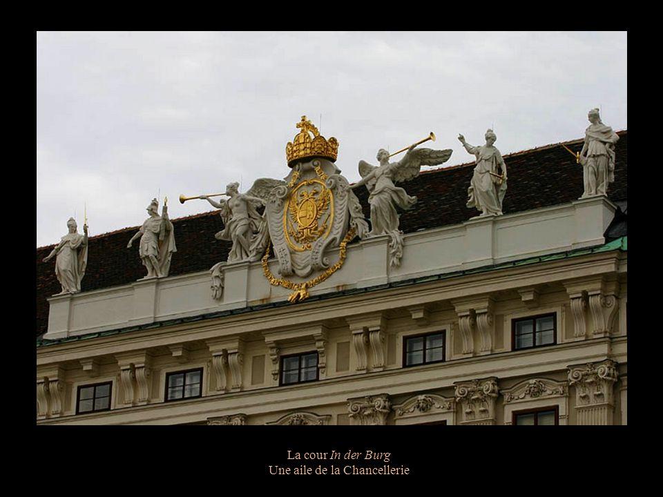Une aile de la Chancellerie
