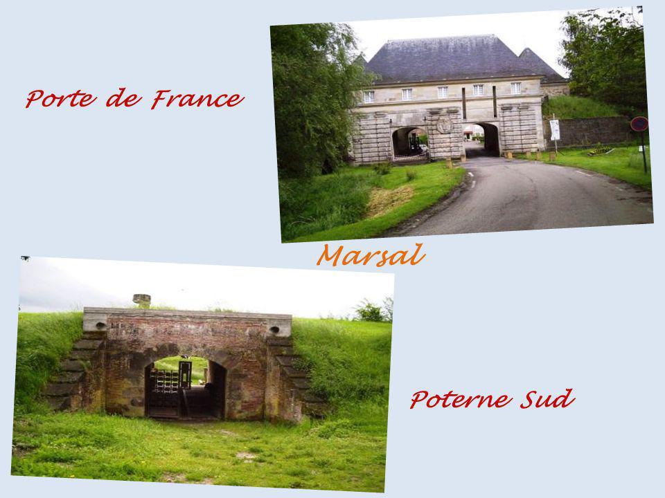 Porte de France Marsal Poterne Sud