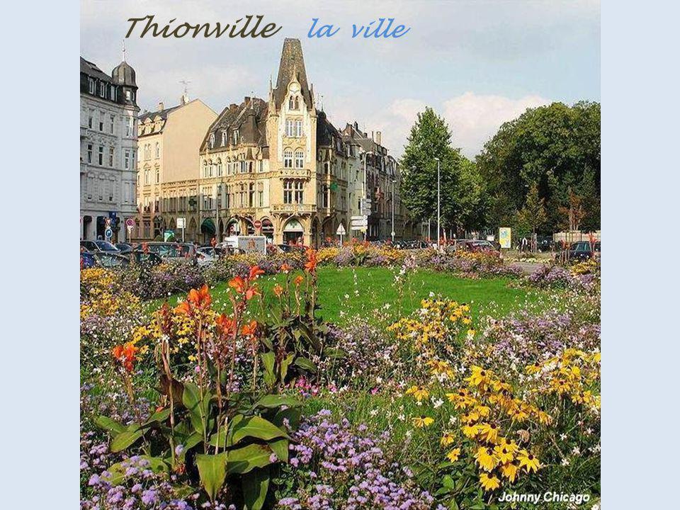 Thionville la ville