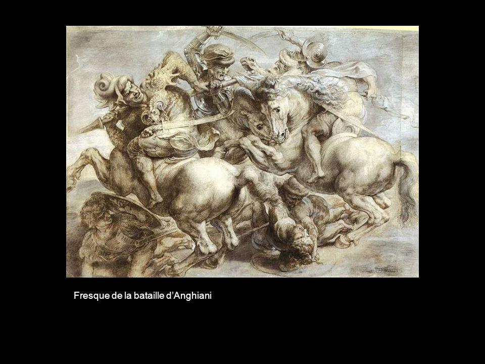 Fresque de la bataille d'Anghiani