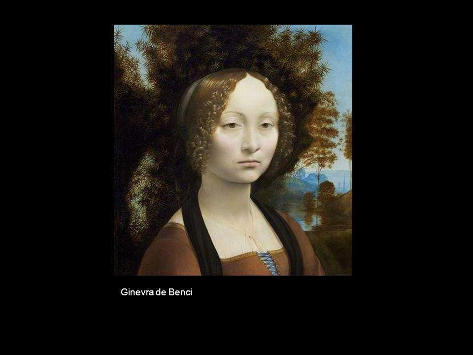 Ginevra de Benci