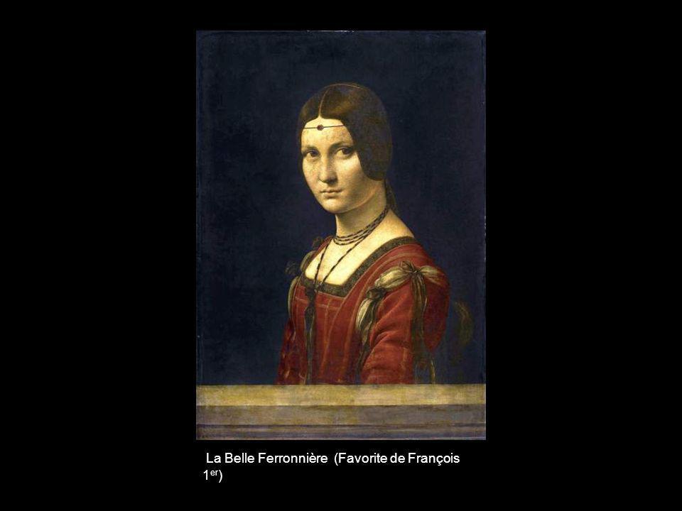 La Belle Ferronnière (Favorite de François 1er)
