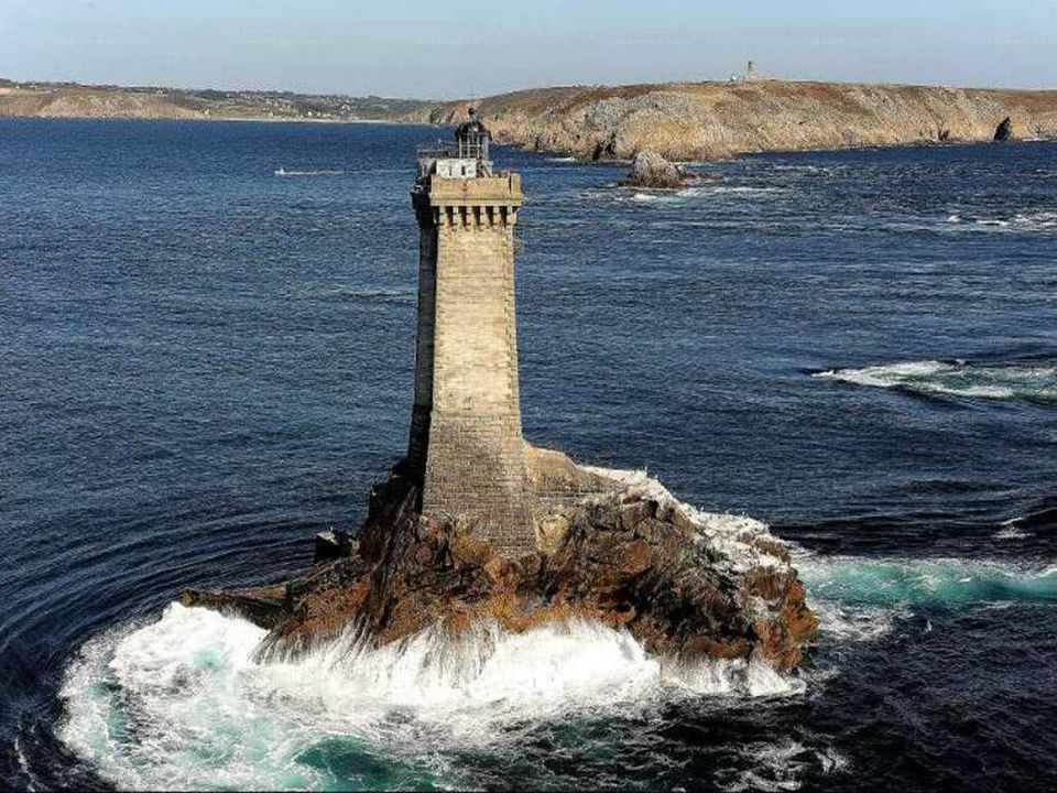Phare d Ar Men(Ile de Sein)