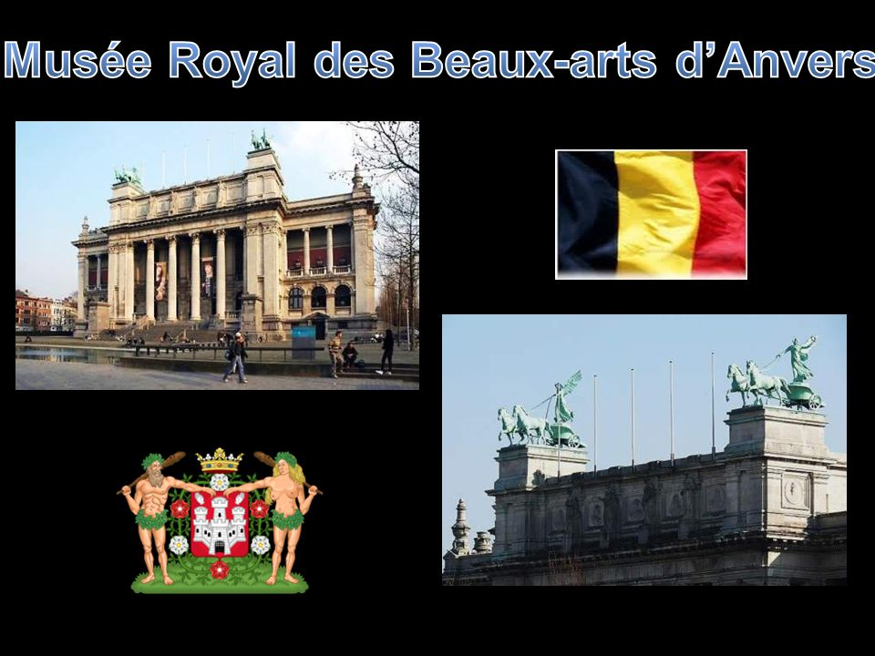 Musée Royal des Beaux-arts d'Anvers