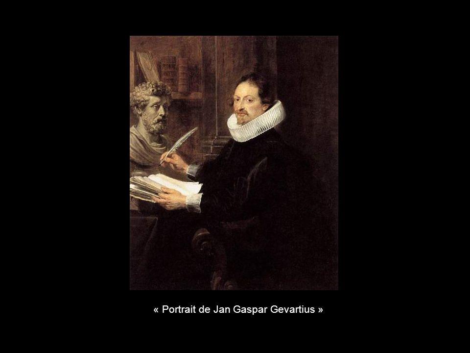 « Portrait de Jan Gaspar Gevartius »