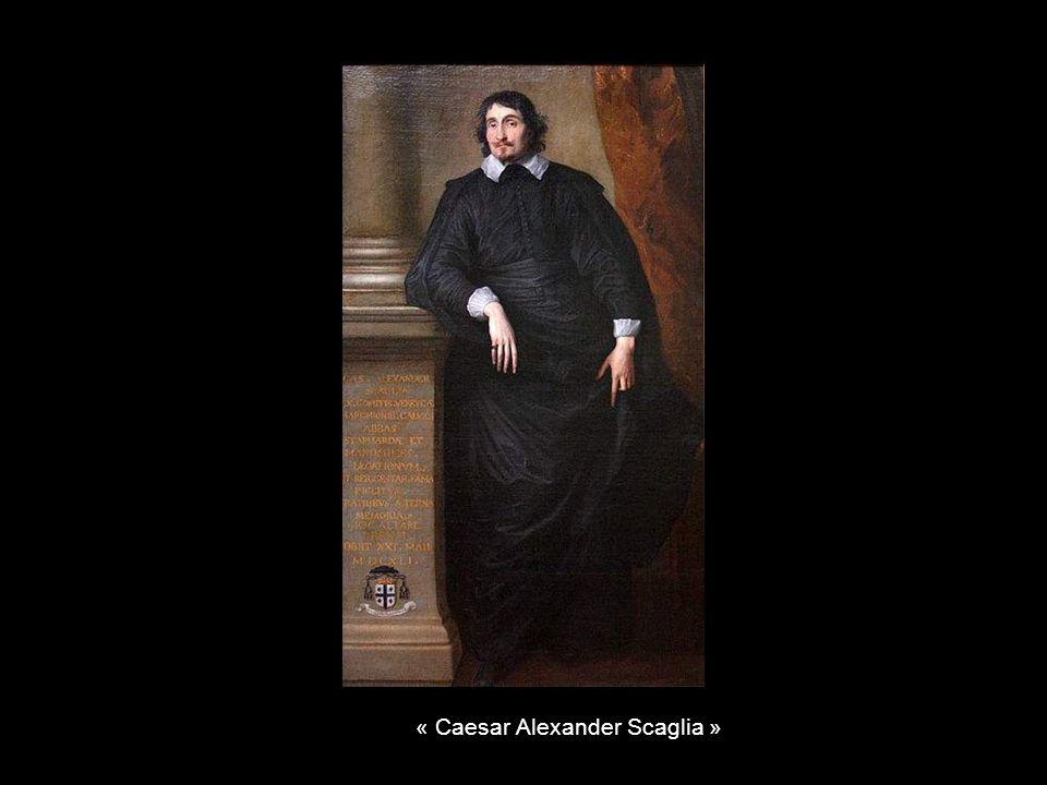 « Caesar Alexander Scaglia »