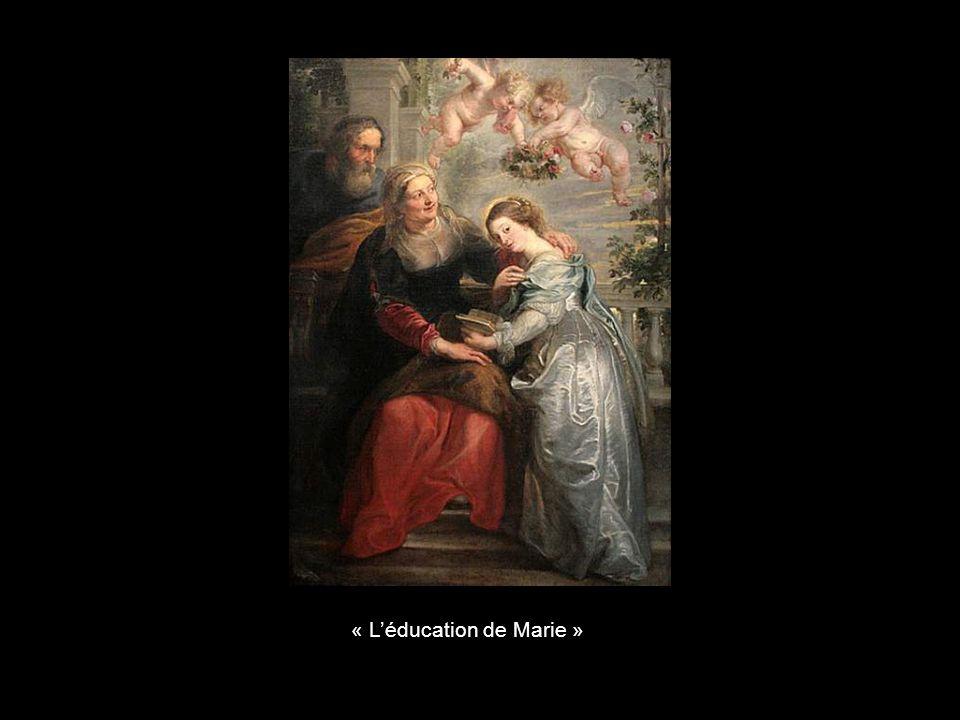 « L'éducation de Marie »