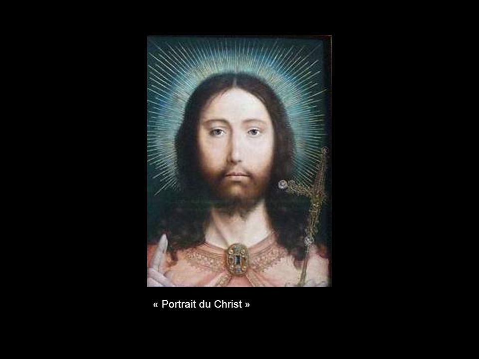 « Portrait du Christ »