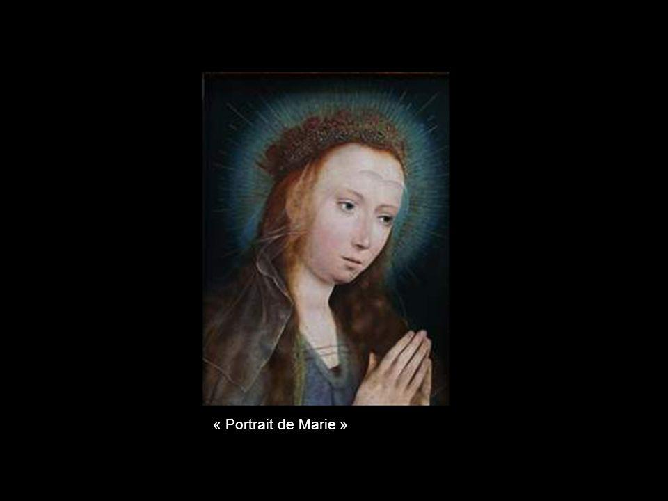« Portrait de Marie »